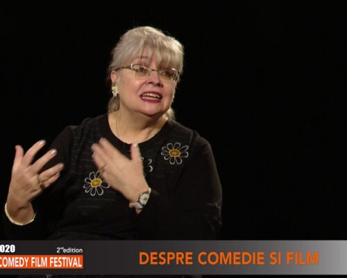 Bucharest Best Comedy Film Festival 2020