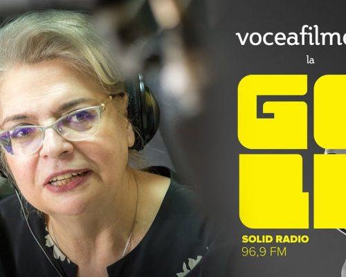 Vocea Filmelor la Radio GoldFM, 10 aprilie 2020
