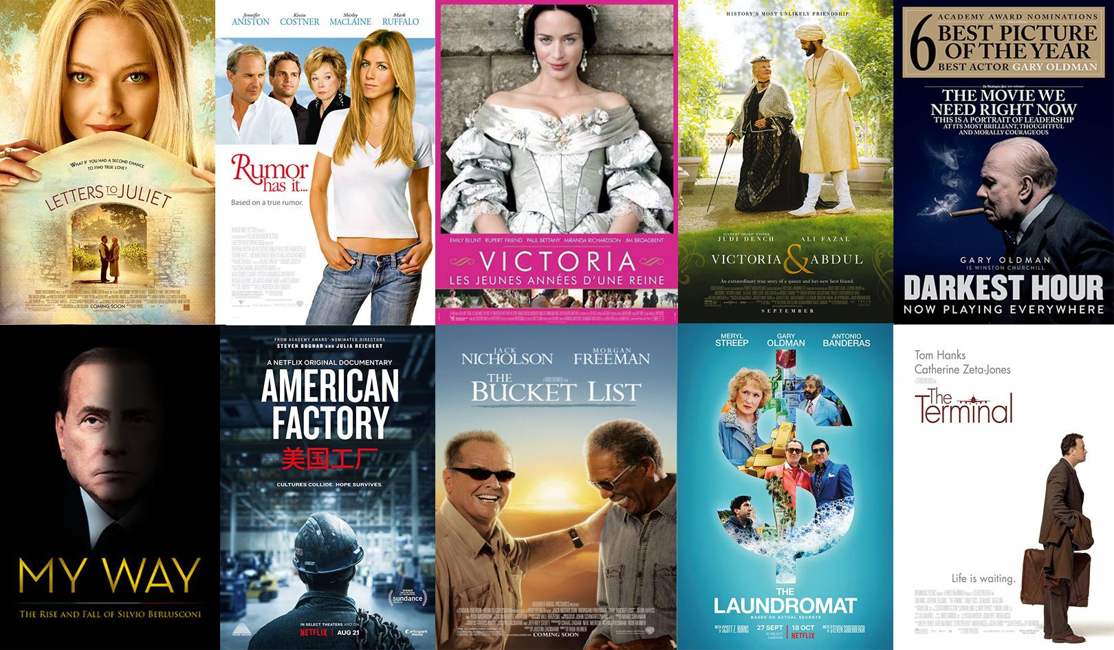 Zece filme pe Netflix recomandate pe timp de izolare