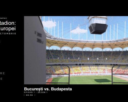 Megastadion: Turul Europei